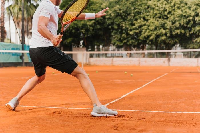 Clase particular de tenis