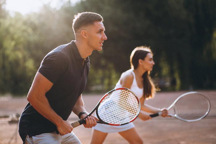 Clases de tenis grupales