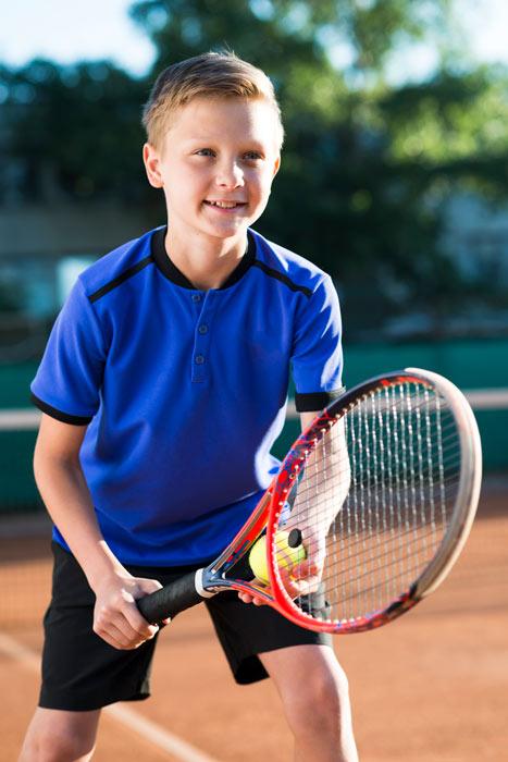 Clases particulares de tenis